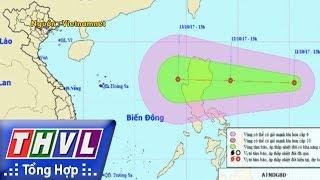 THVL | Người đưa tin 24G: Bão số 11 sắp vào miền Trung, có thể rất nguy hiểm