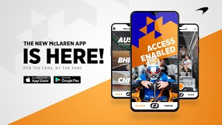 Download the all-new McLaren App | iOS & Android