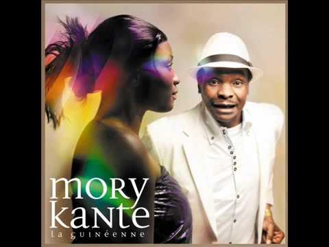 Musique Afrique Mory Kante La Guinéenne Youtube