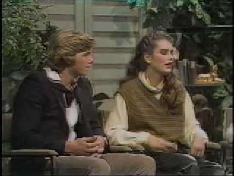 Brooke Shields Blue Lagoon Interview
