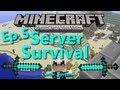 Minecraft Xbox 360 Server Survival Ep. 5 :: Gold Rush