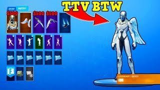 TWITCH STREAMER GIVES ME HIS ACCOUNT... Here's What I Found! (Fortnite Stacked Account!)