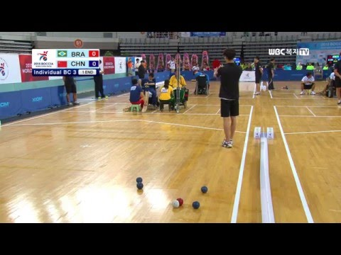 2015 BOCCIA WORLD OPEN-SEOUL MATCH DAY 4 WBC Live