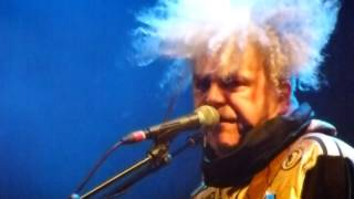 Civilized Worm - Melvins live Electric Ballroom, London 10/10/15