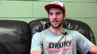 Breech School of Business Study Abroad: Drake Patterson