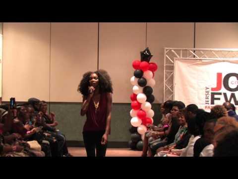 Ari Harmony - Jersey City Fashion Week 2015