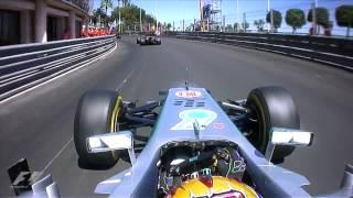F-1 Монако официальный клип 2013