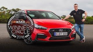 The CarAdvice Winners Circle 2018, Kez Casey: Hyundai i30 N