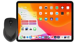 How To Connect UCB or Bluetooth Mouse To iPad Pro On iPadOS