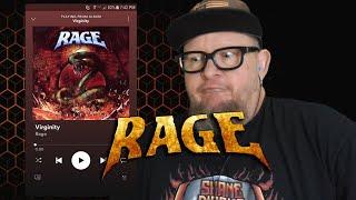 RAGE - Virginity (First Listen)