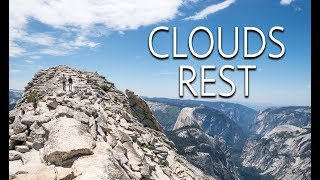 Clouds Rest: Hiking to One of Yosemite's Best Viewpoints