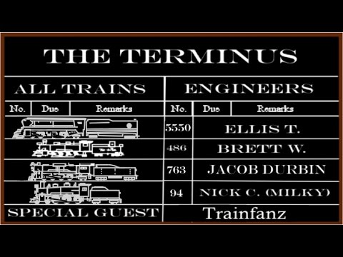 The Terminus Podcast (Ep. 063: You and Your Damn Anthracite)