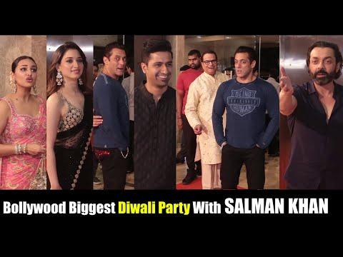 Bollywood Biggest Diwali Party With Salman Khan And Ramesh Taurani Mp3