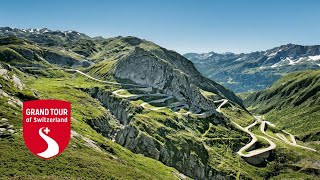 [explained] #4.자동차 여행 추천 | 스위스…