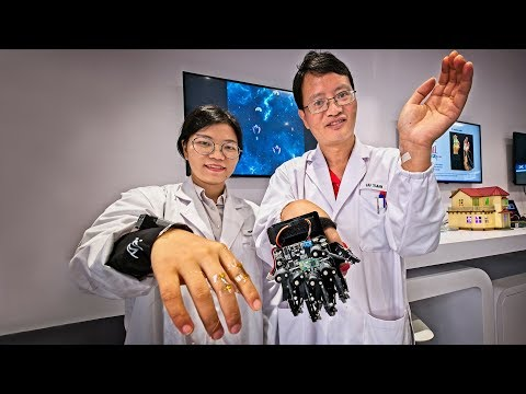 Launch of the Max Planck-NTU Joint Laboratory for Artificial Senses
