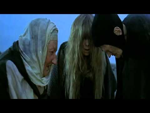 an analysis of roman polanskis recreation of macbeth Roman polanski opens his film adaptation of william shakespeare's macbeth with an establishing shot composed of equal parts cold, light blue sky and dour, grey beach.