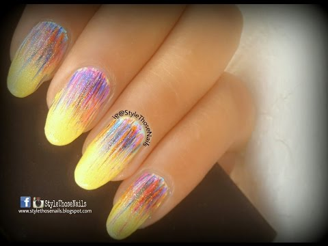 Easy Spring and Summer Nail Design