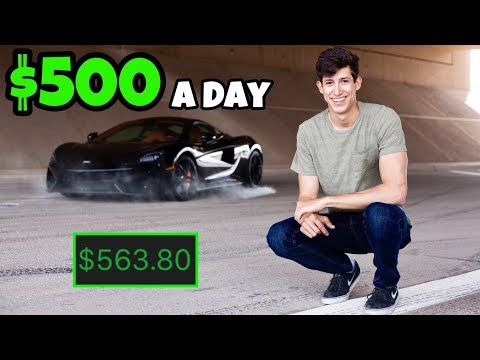 How I Make $500 A Day Investing In Stocks