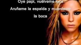 Shakira Rabiosa (Spanish) Ft. El Cata
