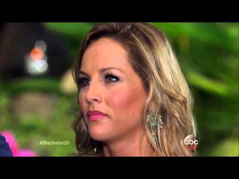 Clare Tells Juan Pablo Off - The Bachelor