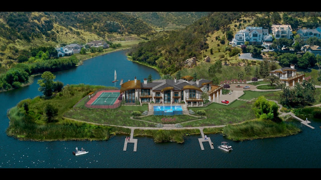 "473 Lower Lake Road | Westlake Village | ""The Point"" at Lake Sherwood Country Club"