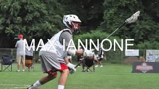Max Iannone 2020 D/LSM - Summer
