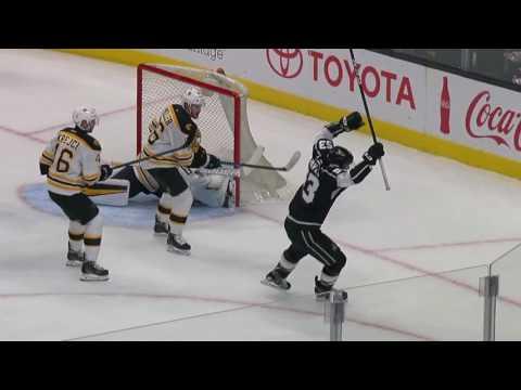 Boston Bruins vs Los Angeles Kings - February 23, 2017 | Game Highlights | NHL 2016/17