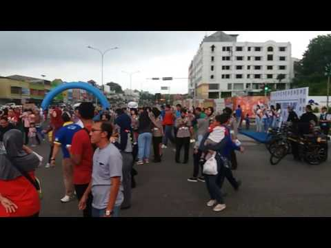 "VLOG#27 Batam Car Free Day ""12 March 2017"""