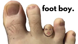 foot boy