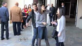 Taylor Swift & Zac Efron prank Selena Gomez, Justin Bieber, Betty White & Akon