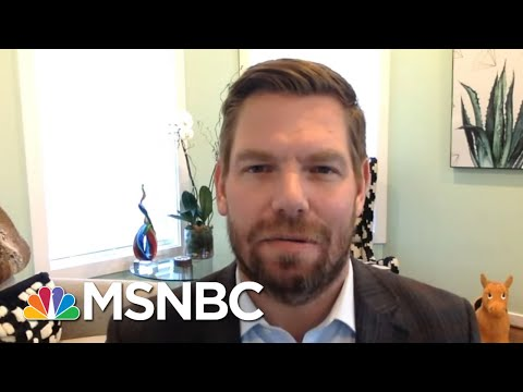 Swalwell: 'The Greatest Enablers Of These Domestic Terrorist Enemies' Are Within Congress   Deadline
