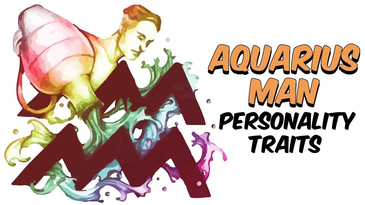 Aquarius men of traits Aquarius Man