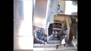 robot de traite et vidéo surveillance GAEC vireloin
