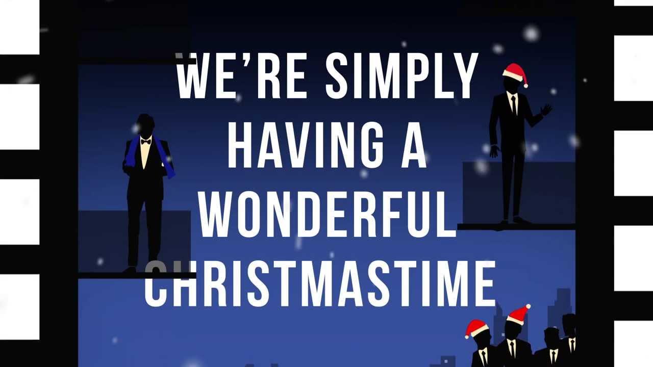 paul mccartney wonderful christmastime official lyric video youtube - Simply Having A Wonderful Christmas Time Lyrics