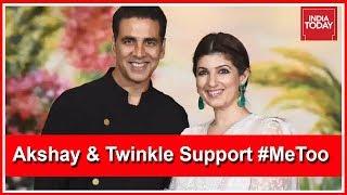 Akshay Kumar Cancels 'Housefull 4' Shoot, Twinkle Khanna Backs #MeToo Storm