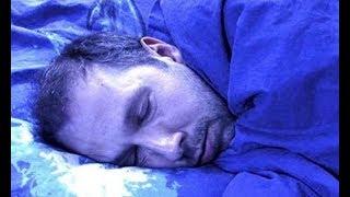 Погасил свет и лег спать. Вдруг среди ночи что-то мягкое скользнуло по щеке…