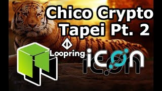 Top 3 Cryptos Long Term HODLS | NEO(NEO) ICON(ICX) LOOPRING(LRC) | South Korea News=FUD