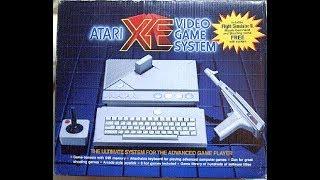 Atari XE, Show And Tell