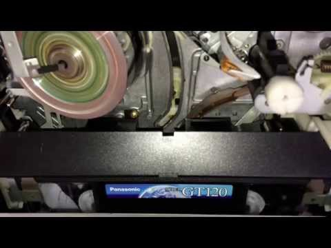 Panasonic VCR NV-SB600W