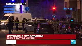 Le groupe État islamique revendique l'attaque de Cherif Chekatt à Strasbourg