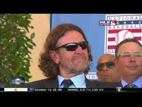 Bud Selig Inducted Into Baseball Hall of Fame
