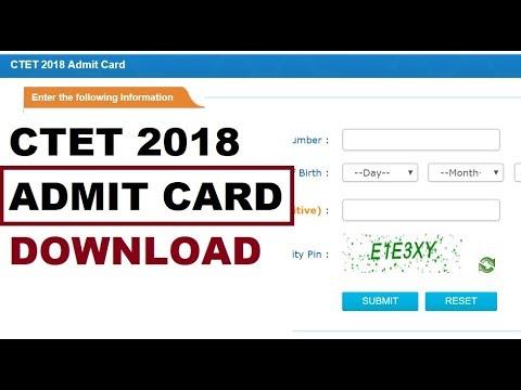 ctet-2018-admit-card-download-now-|-online-partner