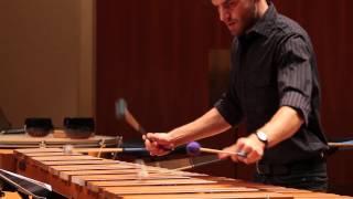 See Ya Thursday (Steven Mackey) - Robby Bowen, marimba - 2013