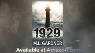 "Book Trailer for M.L. Gardner's ""1929 Jonathan's Cross - Book One"""