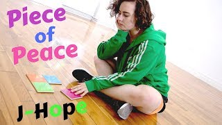 Snippet #2! Piece of Peace (P.O.P.) Pt.1  - J-Hope Mixtape (Original Choreography)