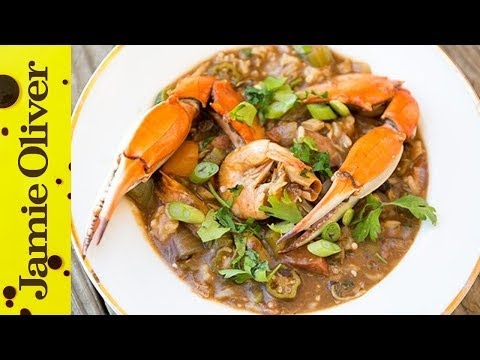 Seafood Gumbo | Bart's Fish Tales