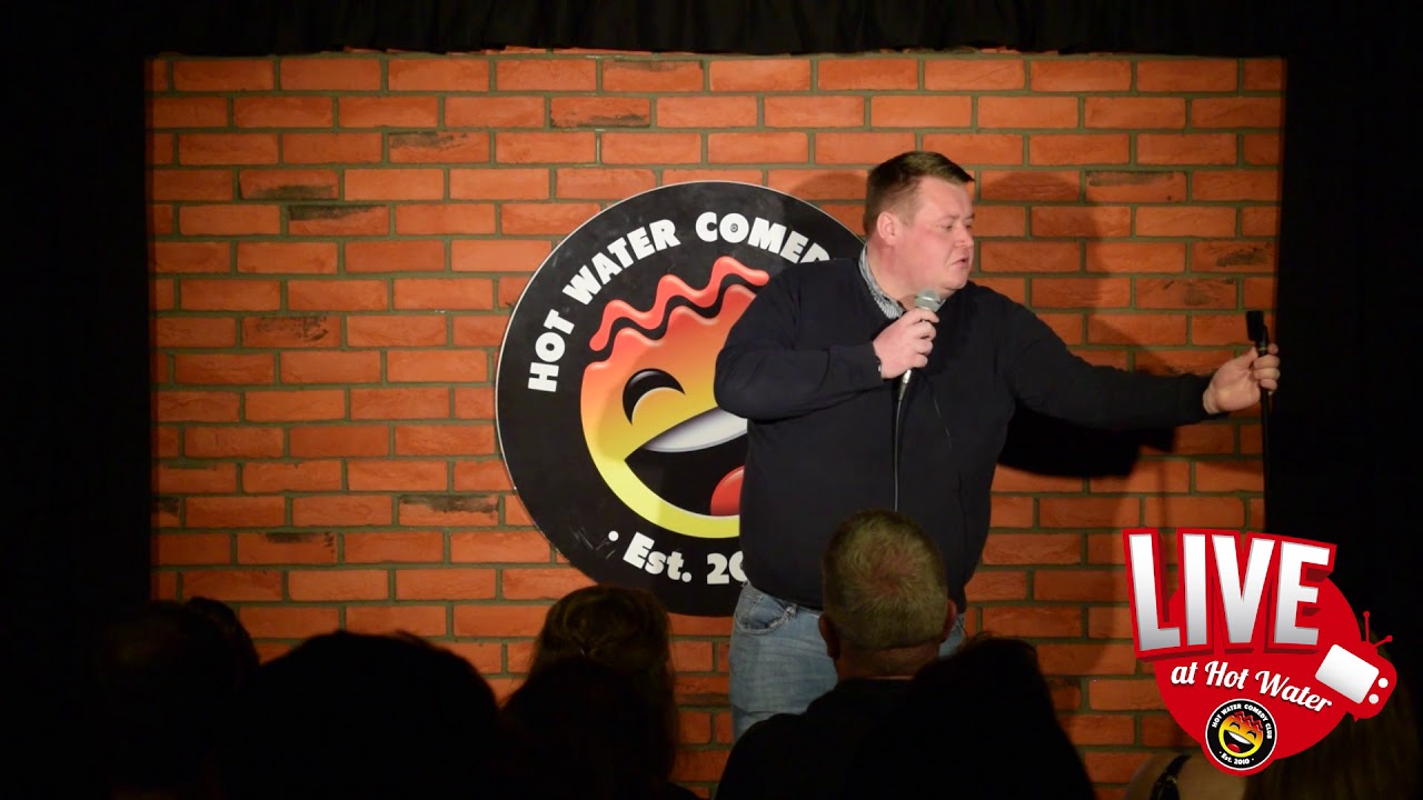 Download Tony Carroll | LIVE at Hot Water Comedy Club