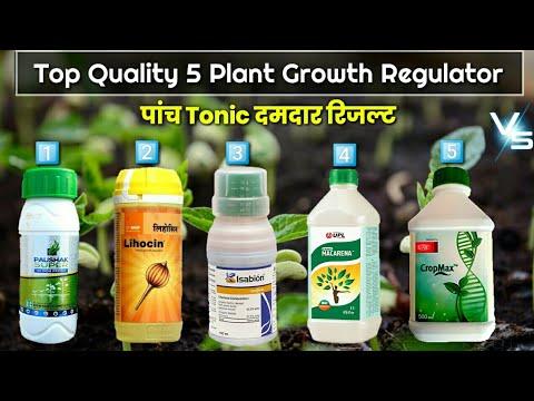 Top Quality 5 Plant Growth Regulator, (TONIC) Poushak Super, DuPont, Isabion, UPL Macarena, Lihocin