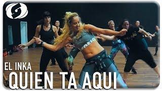 EL INKA - QUIEN TA AQUI - SALSATION® choreography by SMT Kukizz