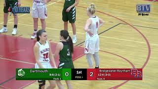 Dartmouth vs. B-R Girls Basketball